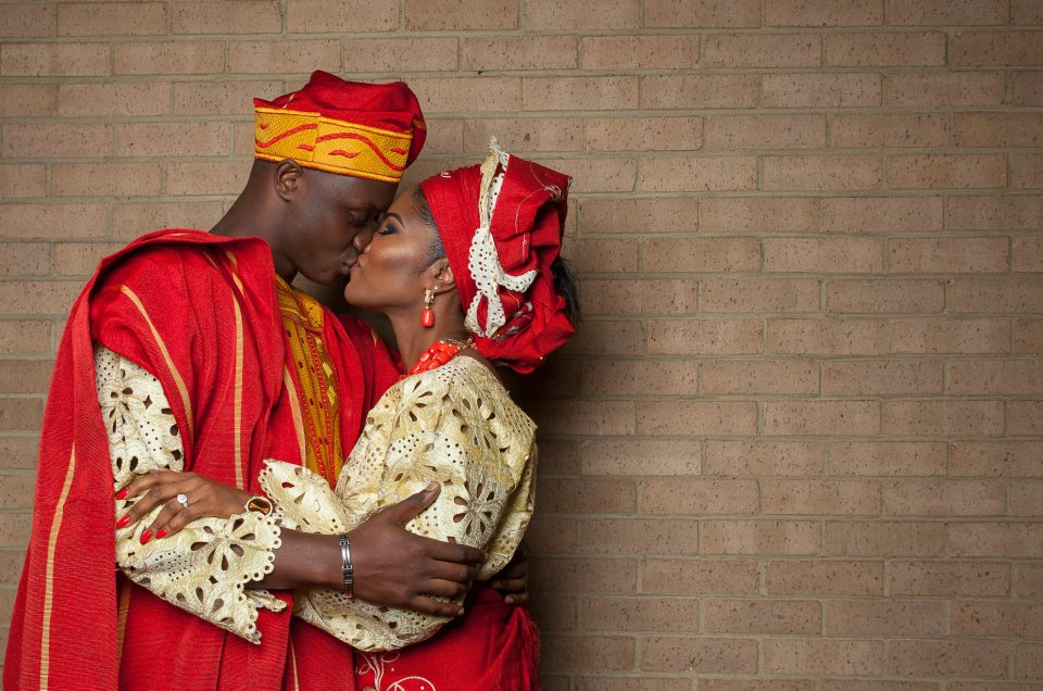 FUNMI & LEKAN TRADITIONAL WEDDING
