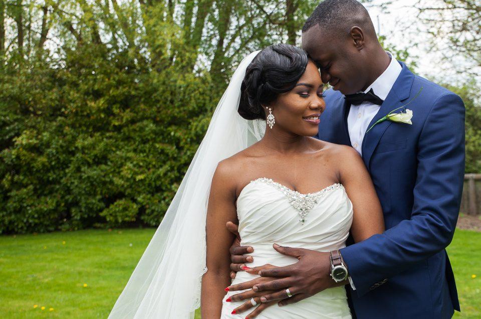 FUNMI & LEKAN WEDDING