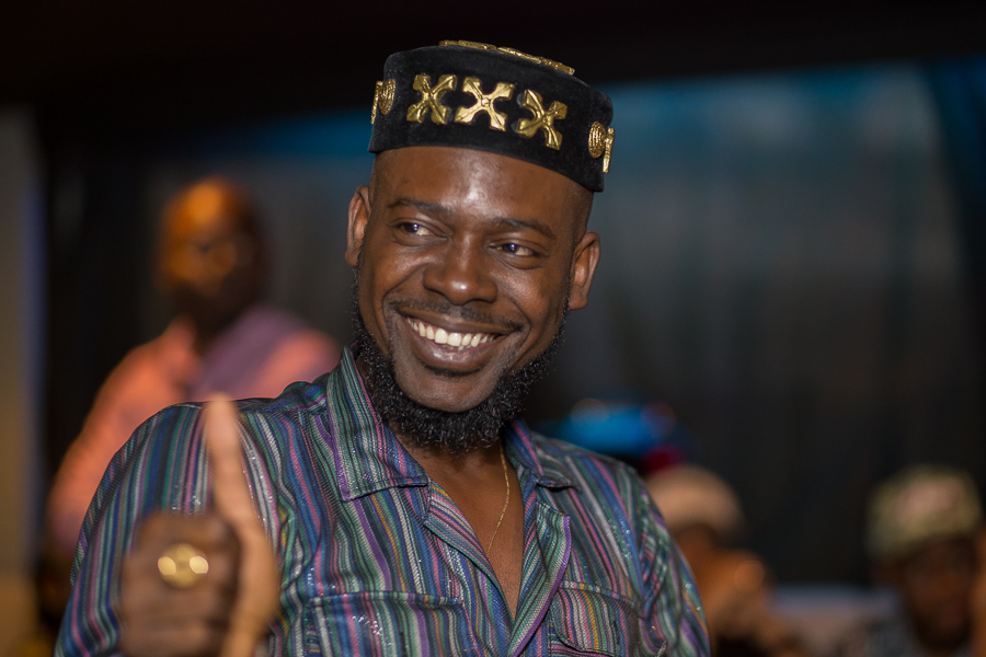 ADEKUNLE GOLD LISTENING PARTY LONDON