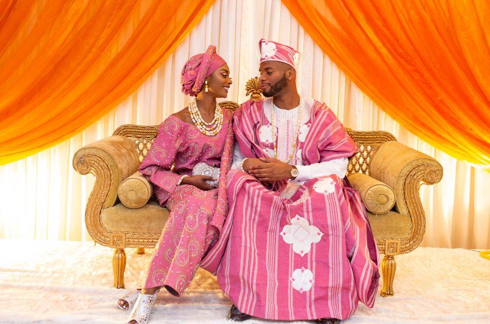ENIOLA & OSHANE TRADITIONAL WEDDING.